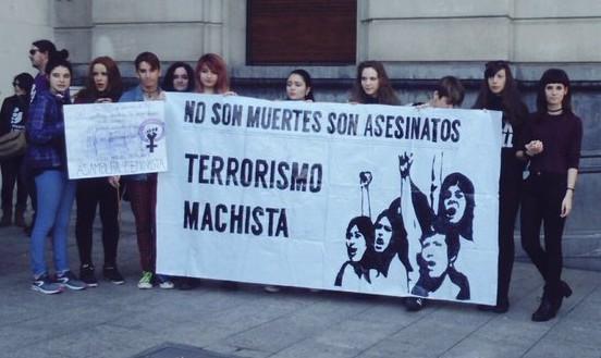 "Desmontando mitos feministas: ""Terrorismo machista""."