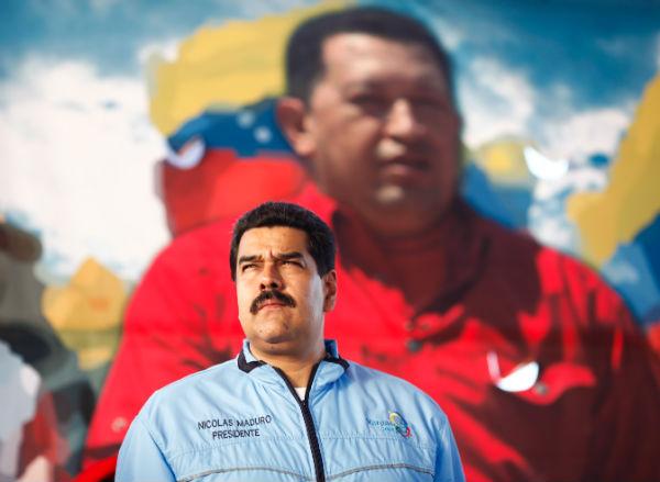 Camino al desastre enVenezuela.
